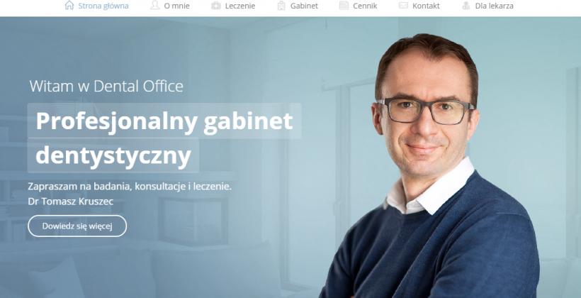 Nowa strona internetowa Dental Office!